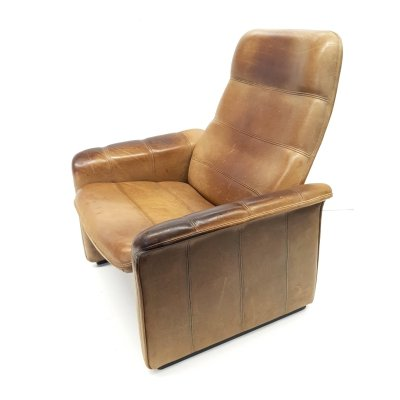 2x Vintage DS 50 armchair from De Sede, 1960s