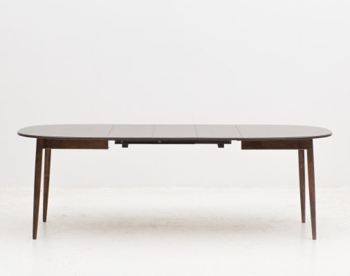 Dining table 'Charlotte' by Kerstin Hörlin-Holmquist for Asko, Finland 1960's