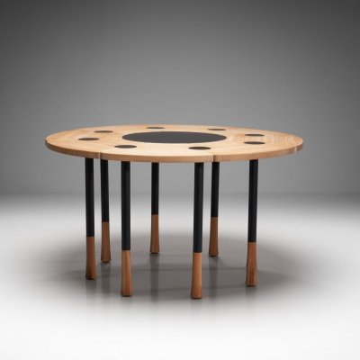 Richard Bent Nissen 'Yang' Dining Table, Denmark 1960s/1950s