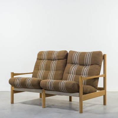 Vintage Danish two seats sofa from 1960's