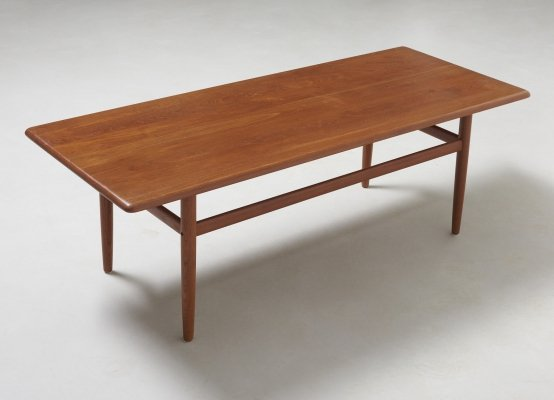 Danish coffee table, 1960's