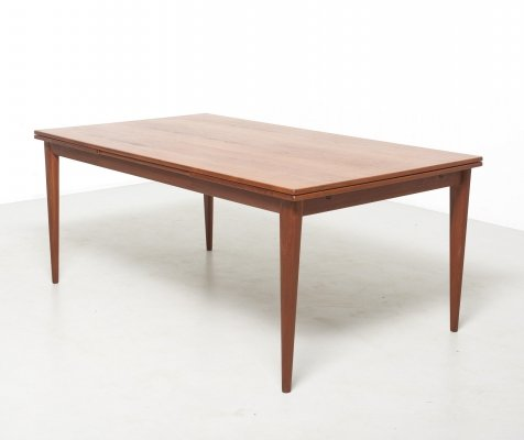 Large dining table by Niels O. Møller, Denmark 1966's
