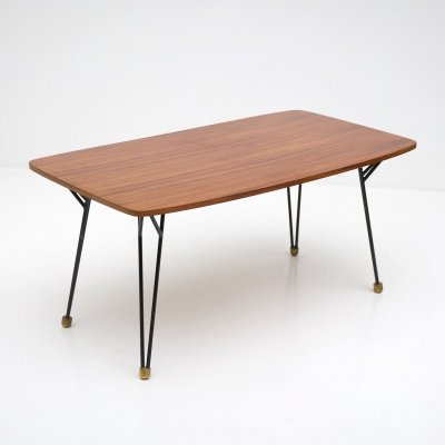 Alfred Hendrickx T3 Dining Table, 1950s