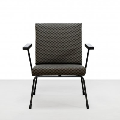 Model 1401 arm chair by Wim Rietveld for Gispen, 1950s