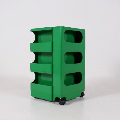 Green Boby trolley by Joe Colombo, 1970s