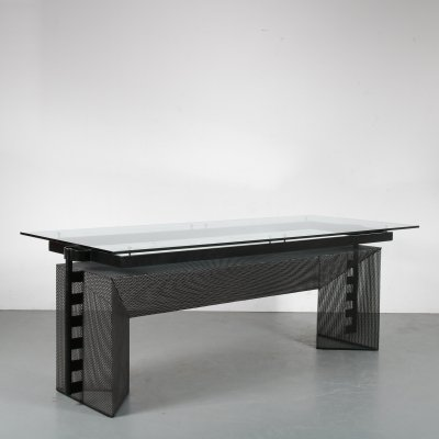 Mario Botta Dining Table for Alias, Italy 1980