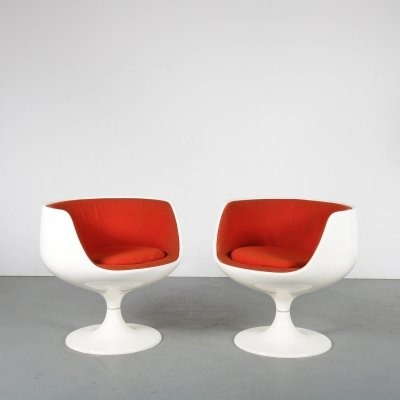 'Cognac Chairs' by Eero Aarnio for Asko, Finland 1960