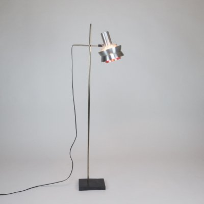 Trava Floor Light by Carl Thore for Granhaga, Sweden 1960s