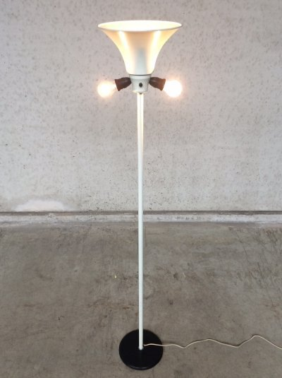 Gispen Giso 460/6304 Floorlamp Uplighter Lamp, 1950's