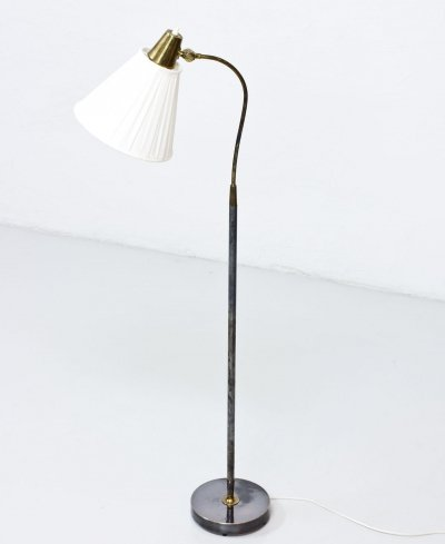 Swedish 1950s Floor Lamp by Falkenbergs