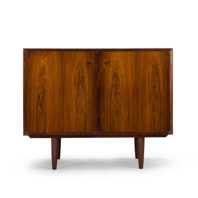 Midcentury Modern small rosewood Sideboard by Brouer Møbelfabrik, 1960s