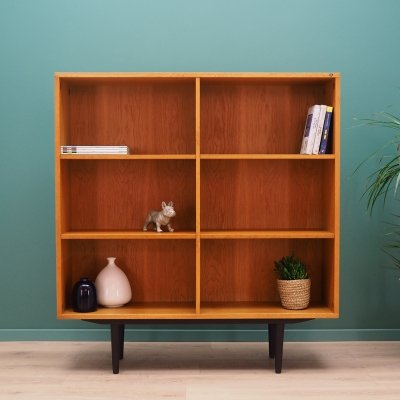 Vintage bookcase by Nipu, 1970s
