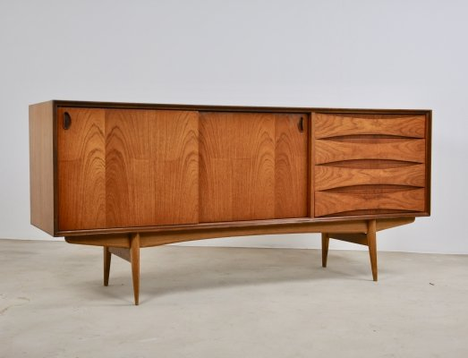 'Paola' sideboard by Oswald Vermaercke for V-Form, 1959