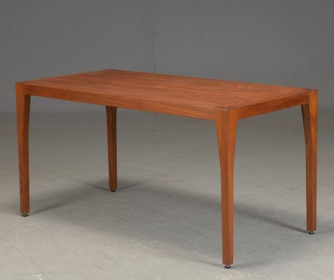 Hans J. Wegner Teak Dining Table or Desk