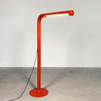 Tube Floor Lamp by Anders Pehrson for Ateljé Lyktan, 1970s