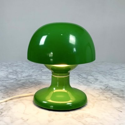 Green Jucker 147 Table Lamp by Tobia & Afra Scarpa for Flos, 1960s
