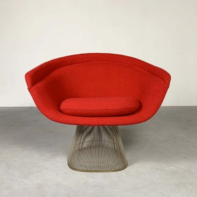 Model 1715 Lounge Chair by Warren Platner for Knoll, 1960s