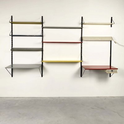 Dutch Wall System by Tjerk Reijenga for Pilastro, 1950s