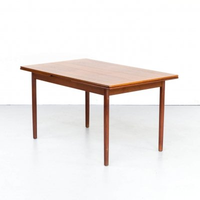 60s Teak extandable dining room table