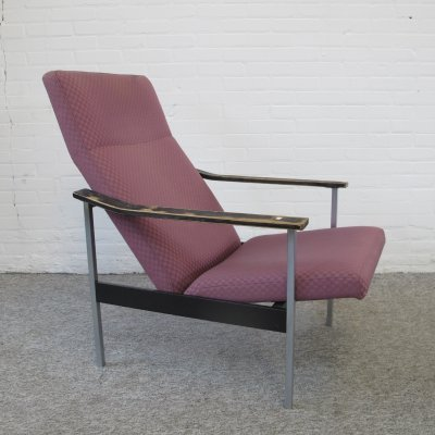Adjustable 1425 Armchair by André Cordemeyer for Gispen, 1960s