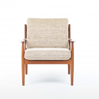 Lounge chair by Grete Jalk for France & Son, 1960s