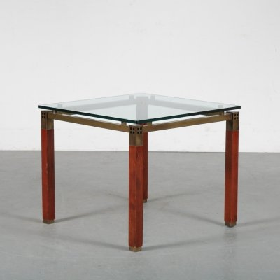 Dutch side table by Peter Ghyczy for Ghyczy, 1980s