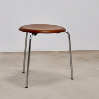 Model 3170 Stool by Arne Jacobsen for Fritz Hansen, 1950s