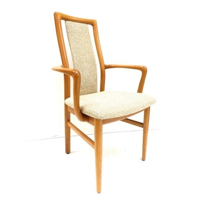 Set of 4 Vintage teak dining chairs by Johannes Andersen for Sva Møbler