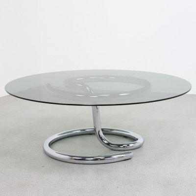 Anaconda coffee table by Paul Tuttle for Strässle, 1970s