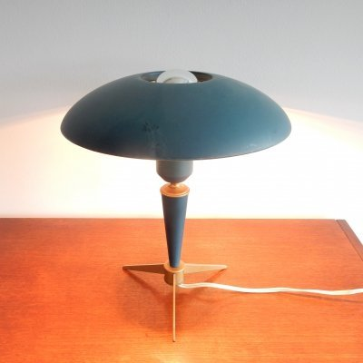 'Bijou' table lamp by Louis Kalff for Philips, 1950s