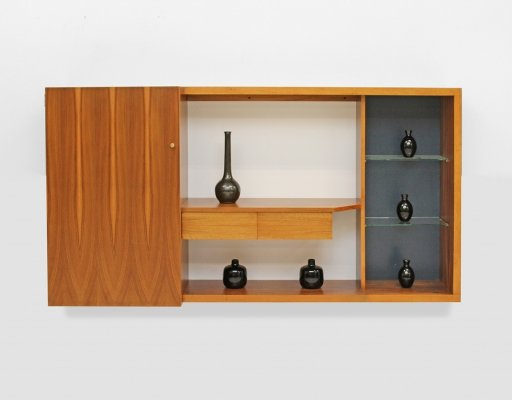 Wall unit by Jos de Mey for Van Den Berghe Pauvers, 1960s