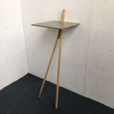 Nils Holger Moormann side table, 1990s