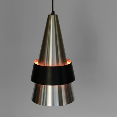 Pendant light 'Corona' by Jo Hammerborg for Fog & Mørup, Denmark 1960s