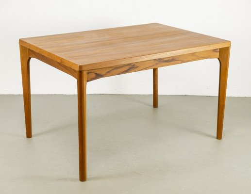 Teak Dining Table by Henning Kjærnulf for Vejle, 1960s