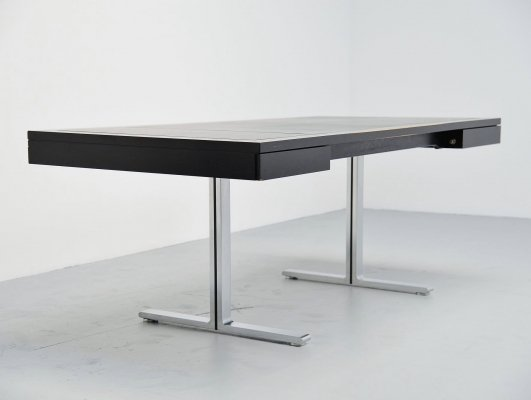 Walter Knoll executive desk, Germany 1970