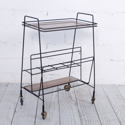 Delicate Serving Trolley, 1960s