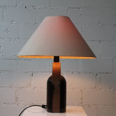 Ceramic Desk Lamp, 1960s