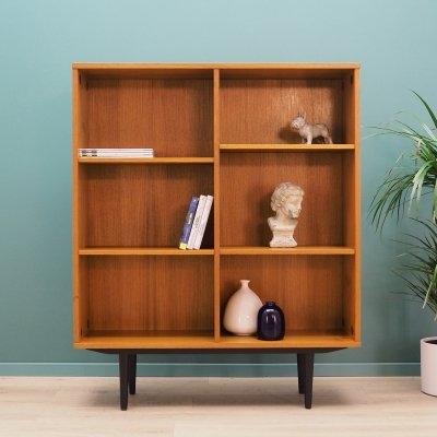 Vintage bookcase in teak by Dana, 1960s