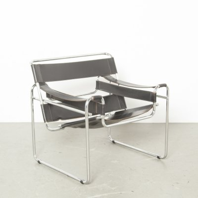 Wassily or B3 chair by Marcel Breuer
