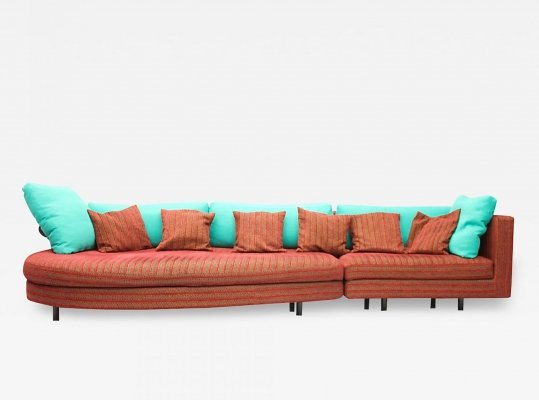 'City' Sofa by Antonio Citterio for B&B Italia, 1986
