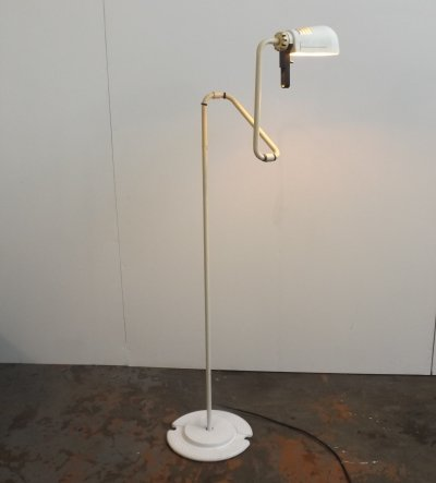 Vintage reading lamp by Targetti, 1970s