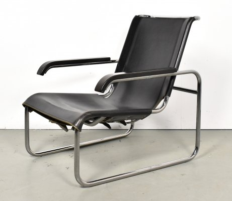 S35 lounge chair by Marcel Breuer for Thonet, 1980s