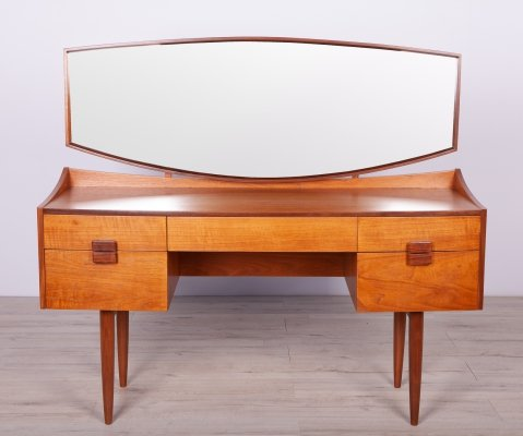 Mid century Dressing Table by I. Kofod-Larsen for G-Plan, 1960s