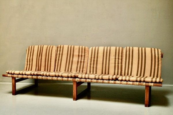 Model 214 sofa by Børge Mogensen, 1960s