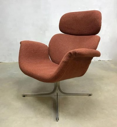 F545 / Tulip lounge chair by Pierre Paulin for Artifort, 1960s