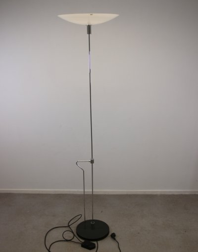 VeArt floor lamp by Jeannot Cerutti, 1980s