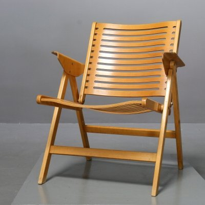 Rex Folding Chair by Niko Kralj, 1960s
