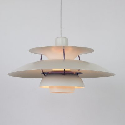 PH5 Pendant by Poul Henningsen for Louis Poulsen, Denmark 1960s