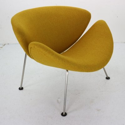 1st Edition 'Orange Slice' Chair by Pierre Paulin for Artifort, 1960s
