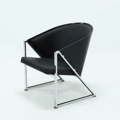 Mondi Soft Chair by Jouko Jarvisalo for Inno OY Finland, 1980s